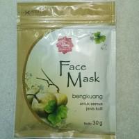 Viva face mask bengkoang 30g