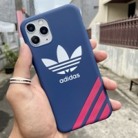 Soft Case Sport Logo For Iphone - Putih