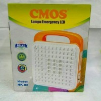 Lampu Darurat / Emergency Lamp CMOS LED HK 88