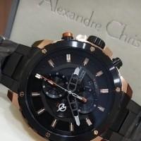 Jam tangan pria Alexandre Christie Original AC6529