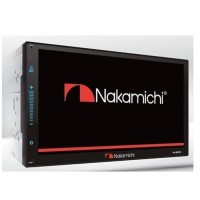 NAKAMICHI NA-3101i Deckless Mirrorlink Head Unit Double Din Mobil