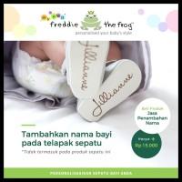 Sepatu Bayi - Baby Shoes - Prewalker | Freddie The Frog | Annie Black