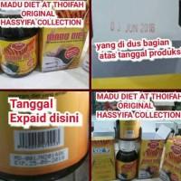 TERMURAH MADU DIET ATH-THOIFAH HERBAL PROGRAM DIET TERJAMIN