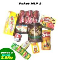 Paket No 2 Parcel Makanan Aneka Snack Ramadhan Lebaran BACA EXP AMAN