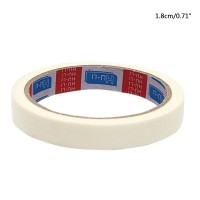 Cat Minyak Tape / Selotip Satu Sisi Ukuran 15 / 18 / 24mm untuk