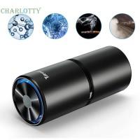 Air Purifier Ionizer Pembersih Udara dengan Charger USB untuk Mobil