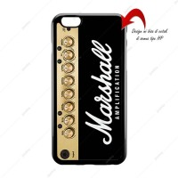 Marshall Amp Amplifier Logo Emblem MS069 iPhone 6/6s Plus Case