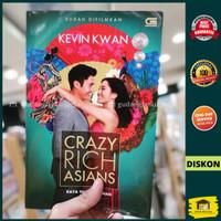 Novel Crazy Rich Asians : Kaya Tujuh Turunan - Kevin Kwan