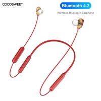 HBQ BX Neckband In-Ear Wireless Bluetooth Earphone Bass Stereo