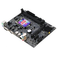 Colorful C.H81M plus V24A Motherboard Mainboard Systemboard for