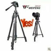 Tripod Camera / Camcorder / SLR WeiFeng WT-3540