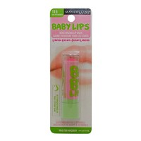 Maybelline Limited Edition Baby Lips ~ 115 Mad for Magenta
