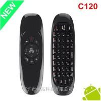 Remote Control Air Mouse Keyboard Wireless untuk Macbook / PC / iPad