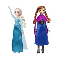 Disney Princess Boneka Basic Frozen E5512