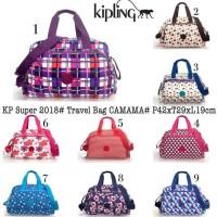 Beli Sekarang Tas Travel Kipling Travel Bag Camama 2018 - 6