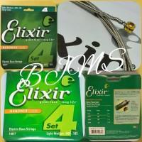 Senar Gitar Bass Elixir 14077 NanoWeb