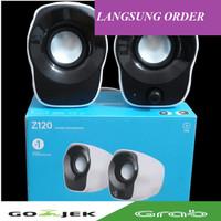 Logitech Z120 Z-120 Z120 Stereo Speaker - RESMI 1 THN