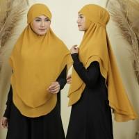 Jilbab syari | Hijab khimar Arabian Shireen | French khimar arabian