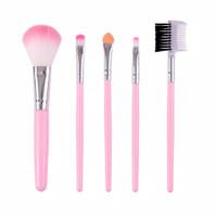 KUAS MAKE UP 5 SET Kuas Masker / Make Up Brush Kosmetik Brush make up