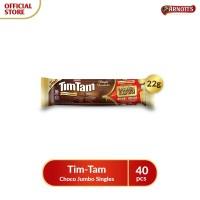 Arnott's Tim Tam Choco Jumbo Singles - PACK (40 Pcs)