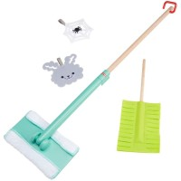 Fisher Price Think & Learn Clean Up and Dust Set - Mainan Edukasi Anak