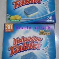 Sabun pembersih mesin cuci piring ( Dishwasher detergent )
