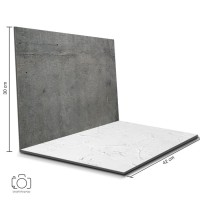 Alas Foto Lipat Semen & Semen Putih / Background Foto (MIL-13)