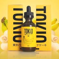 Tokio Banana 60ML Liquid Tokio Banana by Ray Vapor x Djurekz Vape