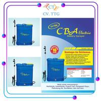 Semprotan Electric Sprayer CBA Knapsack - Pompa CBA 16 Liter Termurah