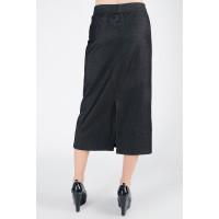 Rok Panjang / Veil Black Skirt 53015T4BK - Bodytalk
