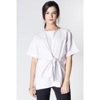 BLouse Wanita / Jacklyn Offwhite Shirt 22389T5OW - Bodytalk