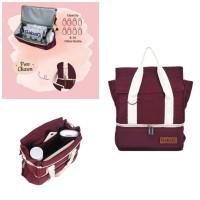 tas asi Gabag Rose Diaper bag gabag Cooler Bag gabag backpack