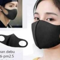 Promo Masker Anti Debu Bisa dan pakai kembali