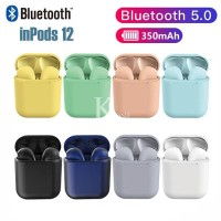 INPODS Macaron 12 i12 TWS Headset Bluetooth Earphone V5.0