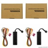 REVISI TERBARU DUSTPROOF GPS TRACKER TK110-G03 GSM/GPRS/RELAY MOTOR