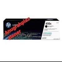 TONER PRINTER HP LASERJET 410X BLACK [CF410X] ORIGINAL 100%