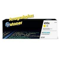 TONER PRINTER HP LASERJET 410X YELLOW [CF412X] ORIGINAL 100%