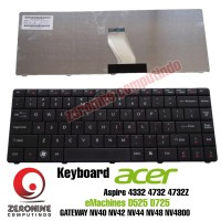 Keyboard Acer Aspire 4732, 4732Z Series, Emachines D725, D525 Series