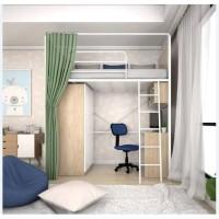 Atria Davion Loft Bed Set