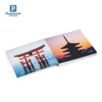 """Album Foto Photobook 4""""x4"""" 20 Halaman, Album Foto Softcover Persegi"""