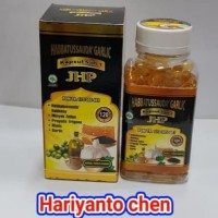 Habbatussauda Garlic JHP isi 120.s 5in1