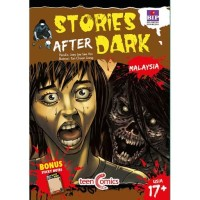 buku novel komik Terbaru misteri horor Stories After Dark : Malaysia