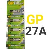 Baterai Batre Battery Remote Remot Alarm Mobil Bel 27A 27 A 12V GP