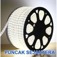 Lampu Strip / Rope LED 5050 Warna Putih/White SMD 5050 IP44