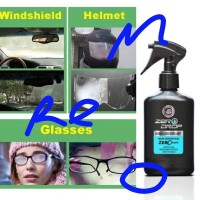 Cairan semprot Anti fog Embun kaca mata helm Glass Coating Waterproof