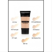 foundation wet n wild coverall 820 medium tan