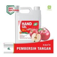 aseptic gel hand sanitizer primo 4liter