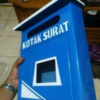 KOTAK surat murah - biru