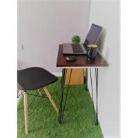 Meja Kantor Minimalist 80x50 x tinggi 70