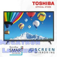 SMART LED TV TOSHIBA 32 L 5650 VJ GARANSI RESMI
